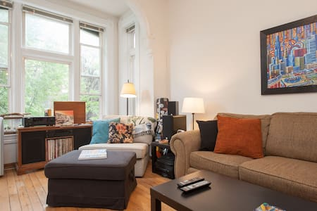 Comfy Twin Bed In East Village - Chicago - Apartment