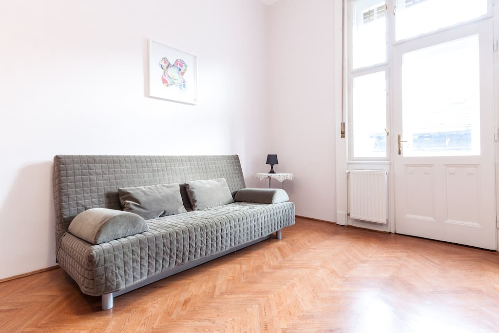 Cosy nest in the heart of Budapest