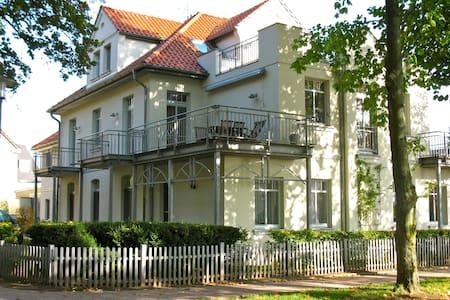 Haus am Meer Wohnung 3 - Rerik - Apartment