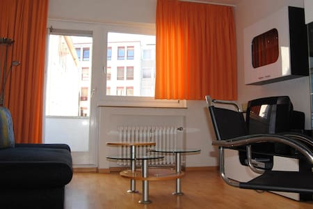 Apartment Citytsyle/ W-Lan/ Free parking place - Wohnung