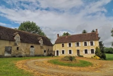 Farmhouse in private grounds - Préaux-du-Perche