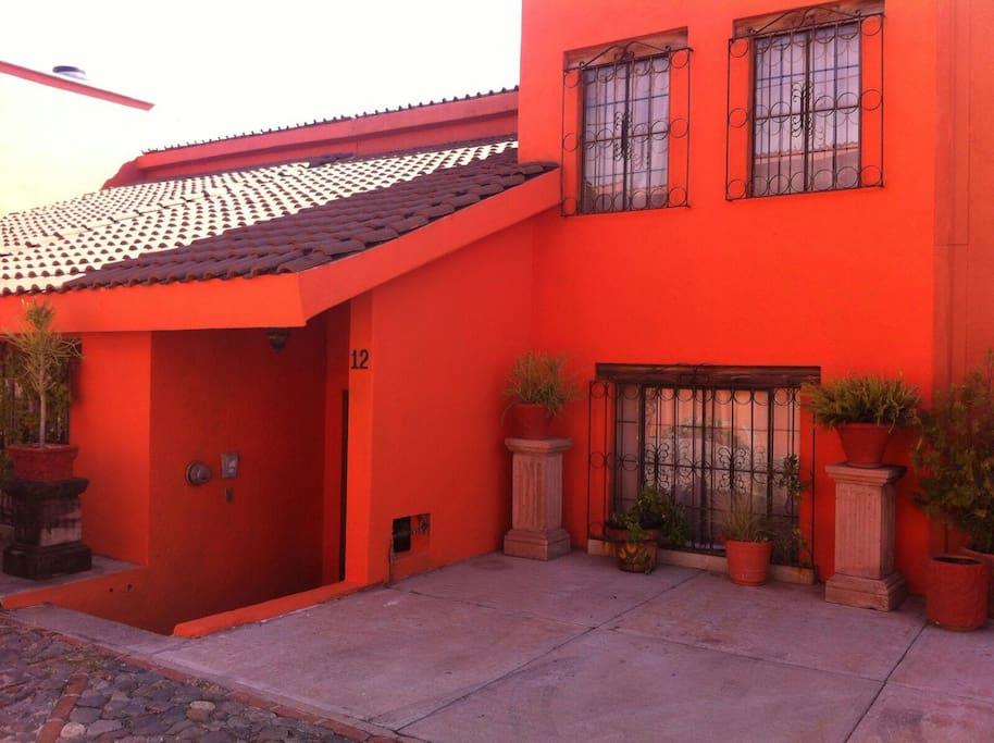 La Casa De Diego y Frida