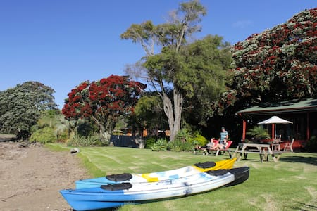 Cove cottage (private waterfontage) - Bungalow