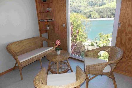 Gite du lac de Villefort - Huis