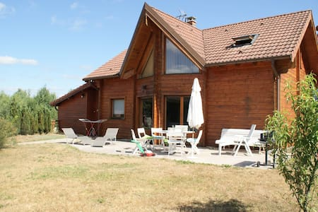Chalet LOMA. Spacieux, confortable. - Chalet