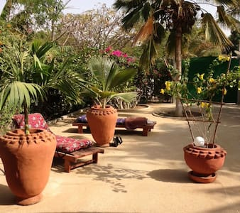 RESIDENCE TROPICAL PARC SALY - Saly - Villa