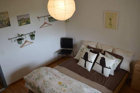 Cozy room in spacious apartment. - Apartment