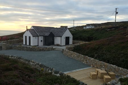 Ty Bach. Luxury at South Stack - Casa