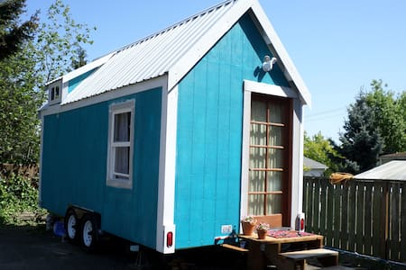 Tiny House in Wedgwood - Seattle - Cabin