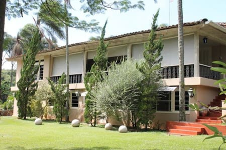 Fazenda Casa Grande com 8 suites - Corumbataí