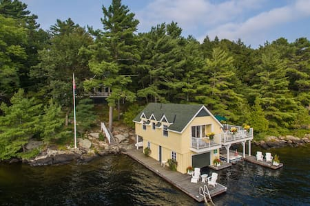 Belleview, Keewaydin Island - Cottage