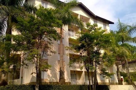 Apartamento em Estação de Águas - Apartemen