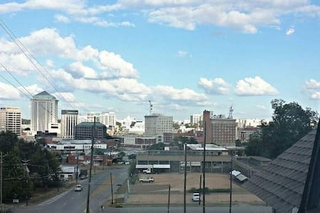 View of Historic Montgomery Skyline >Veteran Owned - Montgomery - Casa