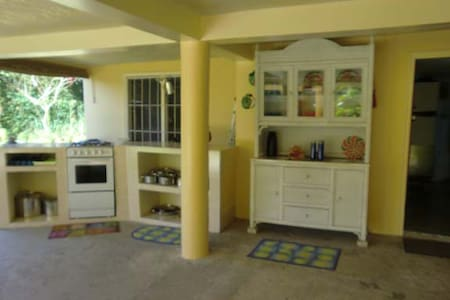Secure private room close to beach - El Porvenir - Annat