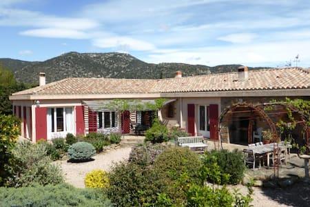 Beautiful Villa with private Pool, garden and wifi - Vinça - Villa