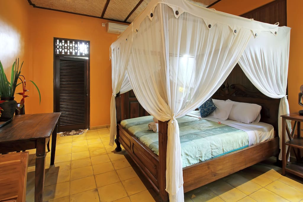 Nice 2BR Balinese Cottage with Pool