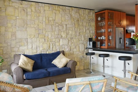 Private apartment next to beach - Le Cap - Appartement