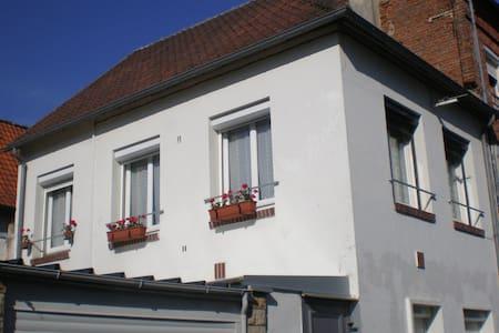 le Saint Jacques - Abbeville - Rekkehus