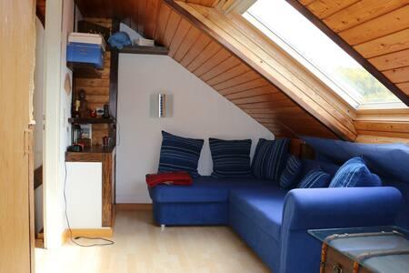 Gemütliches Dachzimmer - Nürtingen - House