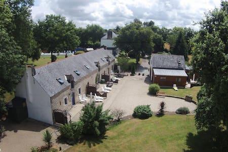 La Metairie & Cottages - Pluvigner