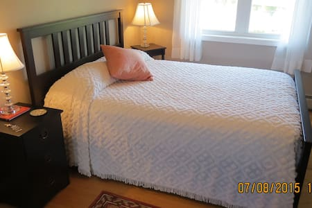 Two bedrooms 1 Queen 1 Trundle bed - Jericho - House