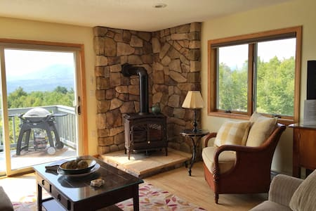 Cozy Mountain House - Amazing Views near N. Conway - Intervale