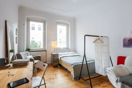 Cosy room in Kreuzkölln - Berlin - Apartment