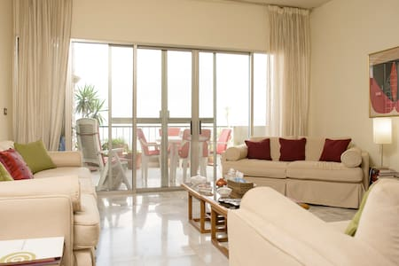 Charming flat with a great view/residential area! - Qornet Chahouane - Apartment