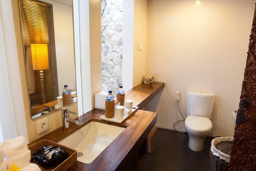 SWARAPADI VILLA UBUD Premiere Room