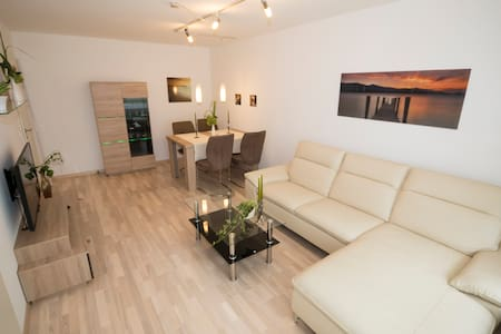 Fully equiped and modern furnished