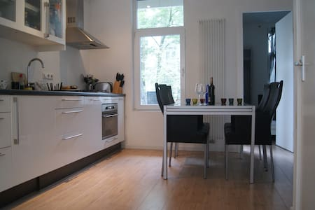 Appartement Amsterdam Westerpark