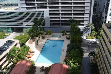 Cozy Apart in the heart of Brickell