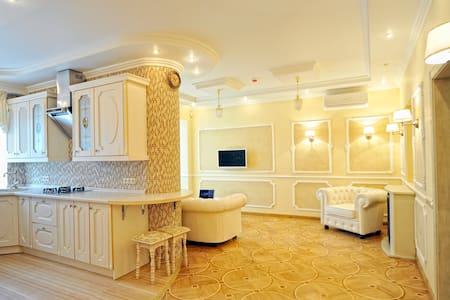 The apartment in the Center of Kiev - Kiev - Leilighet