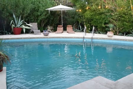Pool- Guest House- Mueller -51st