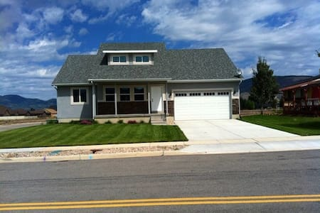 3000 square feet of cozy new home. - Heber City - Maison