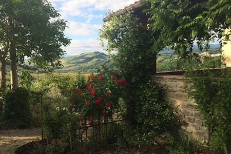 Fonte Monache-Nuns Spring Farmhouse - Montefino