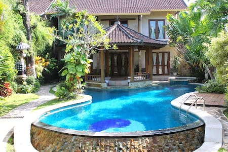 Private Pool 4br Villa in Seminyak