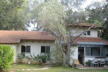 House in Tel Aviv's nicest suburb - House