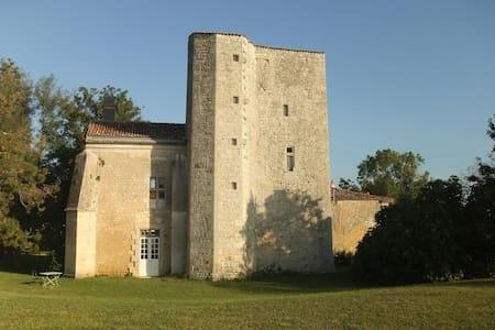 Chateau de Champdolent _ Logis - Castle
