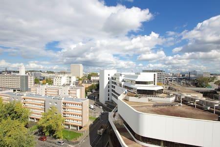 Gares + Centre avec PDJ et P 1/1 - Rennes - Bed & Breakfast