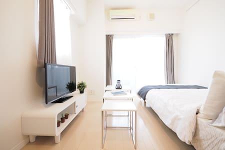 Shinjuku Luxury Studio +Mobile WiFi - Apartment