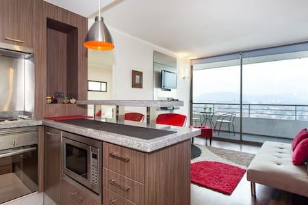 ..myLuxapart Las Condes II - Las Condes - Apartment