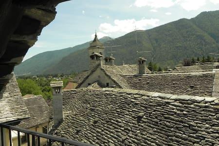 I tetti - Santa Maria Maggiore
