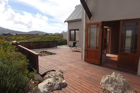 Peace and  relaxation in the Fynbos - Betty's Bay - Rumah