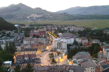 Stanza panoramica a Roccaraso