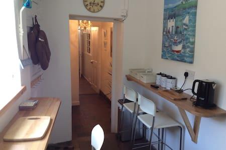 Double Room Lyme Regis - Hus
