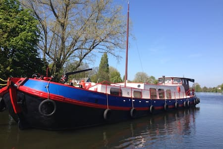 Dutch Barge Boat (25 by 4.5 metres)