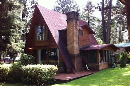 Room type: Entire home/apt Property type: Cabin Accommodates: 8 Bedrooms: 3 Bathrooms: 2