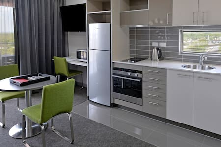 Two Bedroom Serviced Apartment - Palmerston