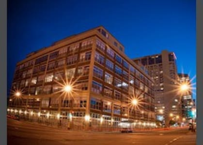 Downtown MPLS Loft 2b/1.5b